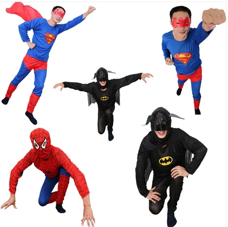spiderman costume adulte achetez des lots petit prix spiderman costume adulte en provenance de. Black Bedroom Furniture Sets. Home Design Ideas