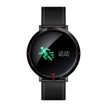 Smart Bracelet Waterproof Fitness Color LCD Bluetooth 4.0 Smart Band Real-time Heart Rate for IOS Android Phone