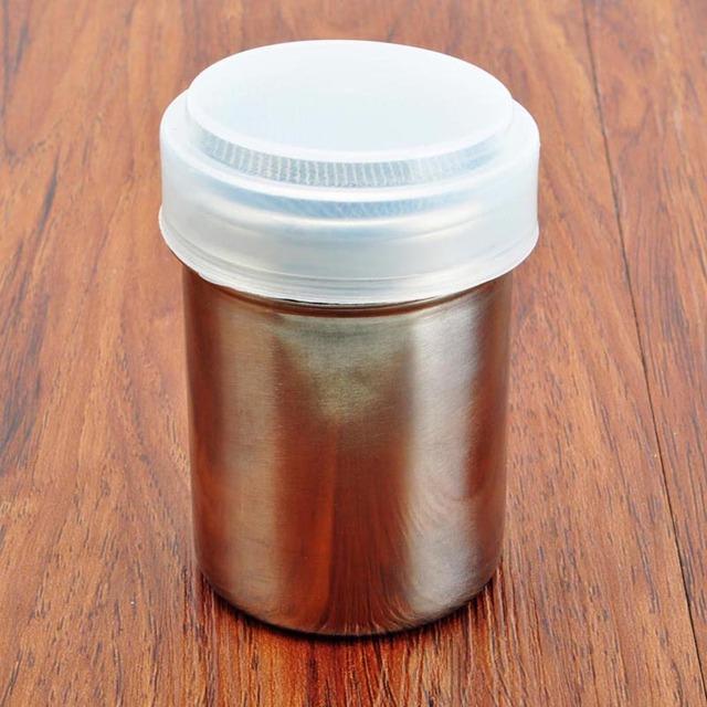 New Stainless Chocolate Shaker