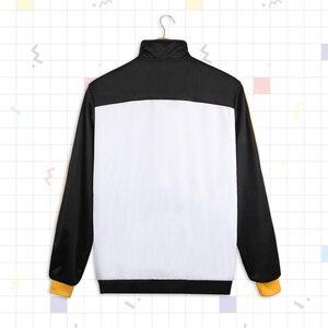 Image 3 - Re: Zero kara Hajimeru Isekai Seikatsu zipper Coat Pants Suit Subaru Natsuki Cosplay Jacket Halloween Costume Sportswear Uniform