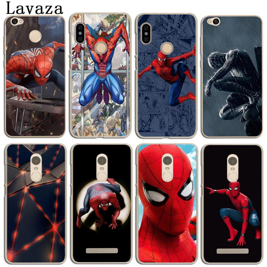 Deadpool And Spider Man 1: Lavaza Spider Man Deadpool Spider Man Marve Case For