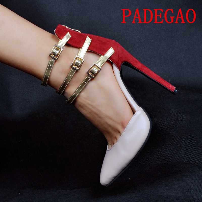 2017 Fashion Sexy High Heel Women Shoes Spring Autumn Party Wedding Stiletto Shoes Plus Size Thin Heels Ladies Shoes Xd019 beyarne rivets decoration brand shoes flats women spring autumn fashion womens flats boat shoes sexy ladies plus size 11