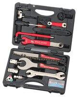 مجموعة أدوات صندوق اليد للدراجة أداة إصلاح الدراجة ، الدراجة الجبلية ، الدراجة الكهربائية والدراجات
