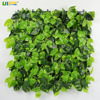 48 Pieces 25cm X 25cm Privacy Screen Fence Artificial Hedge Panels Greenery Mat Faux Ivy Hedge