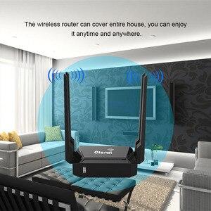 Image 4 - Nhà Wifi 300Mbps Router Wifi 3G 4G USB Modem Openwrt Hotspot Di Động 4 LAN RJ45 Cổng omni 2 Không Dây Omni Thứ Hai Miếng Dán Cường Lực
