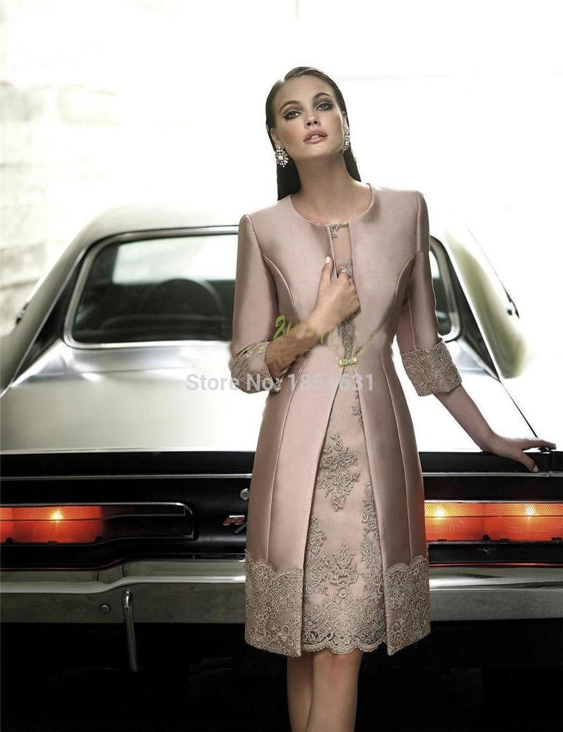 Online Get Cheap 2 Piece Jacket Dress Evening -Aliexpress.com ...