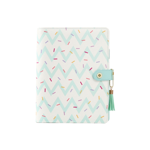 Image 5 - Lovedoki 2019 Cute Doughnut A5 Planner Dokibook Spiral Notebooks Organizer Agenda for Filofax Student Diary Stationery Supplies