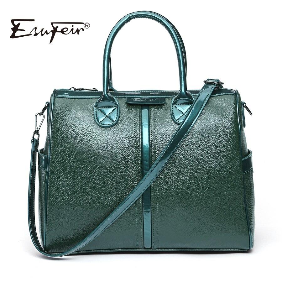 Genuine Leather Luxury Handbag Women Bags Designer Soft Cow Leather Women Shoulder Bag Large capacity Tote