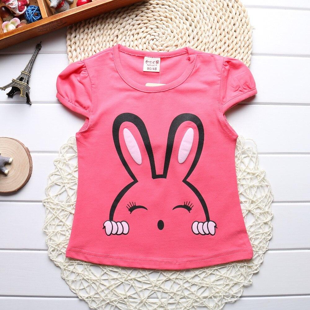 New-2017-Summer-Baby-Girls-Short-Sleeve-T-shirt-Children-Clothes-Kids-Tops-T-Shirts-Cute-bunny-Print-Tees-100-Cotton-HZ2010-3