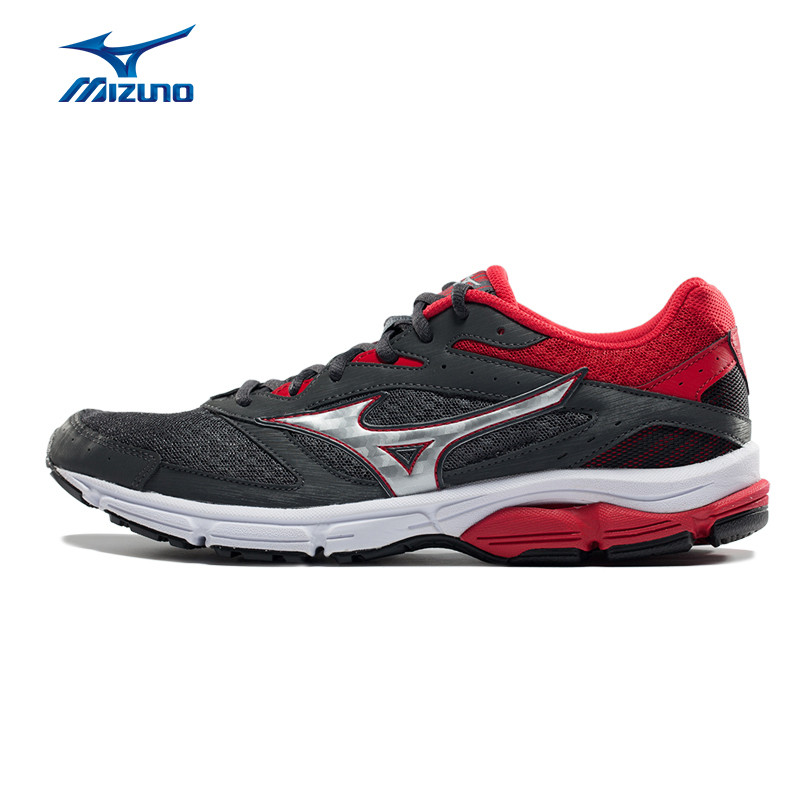 Mizuno Men's WAVE SURGE Running Shoes Cushion Stability Sneakers Light Breathable Sports Shoes J1GC171304 XYP571 mizuno mizuno wave legend