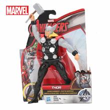 Hasbro Marvel #8217 s Avenger 6 #8222 Super Hero oryginalny Thor Iron Man Marvel Falcon pcv figurka Toy lalki wysokiej jakości tanie tanio Unisex Żołnierz gotowy produkt Model Urządzeń peryferyjnych Zachodnia animiation Wyroby gotowe Film i telewizja B1202AW00