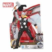 Hasbro Marvel S The Avenger 6 Super Hero Original Thor Iron Man Marvel S Falcon PVC