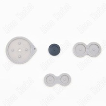 10set Repair Parts for GBASP Console GBASP Key Keypad Buttons Rubber SP Conductive Adhesive 4 Piece A Set