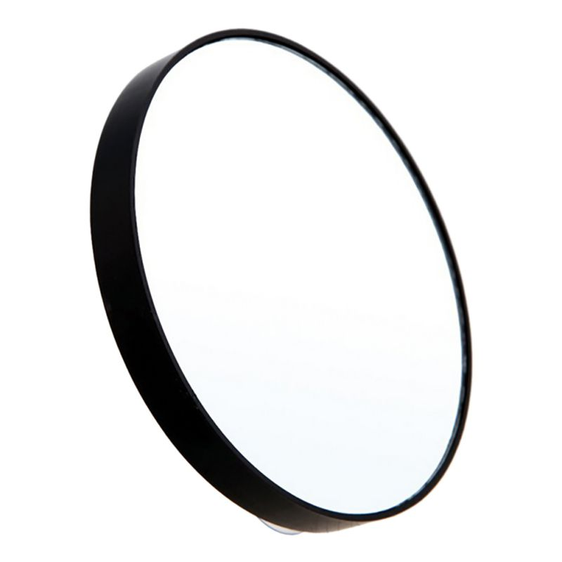 5X 10X 15X Makeup Pimples Pores Magnifying Mirror With Two Suction Cups Makeup Tools Round Mini Mirror makeup mirror with 16 leds 10x magnifying portable desktop travel mirror wall suction mounted 360 degree rotation round mirror