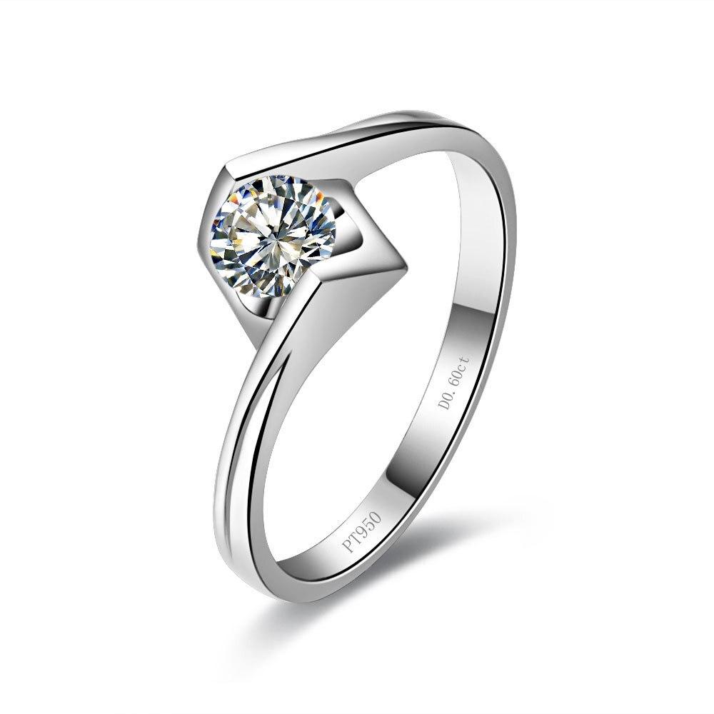 Ct Moissanites Engagement Ring