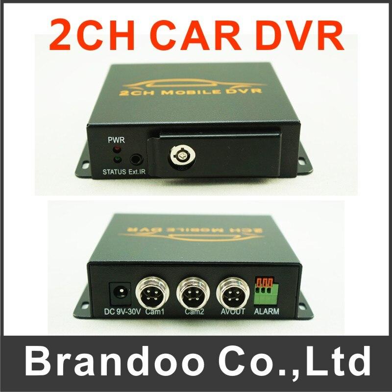 ФОТО 2ch video input Car 2 Channel DVR