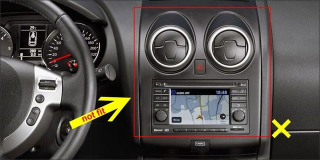 online shop liislee android gps navigation system for nissan qashqai