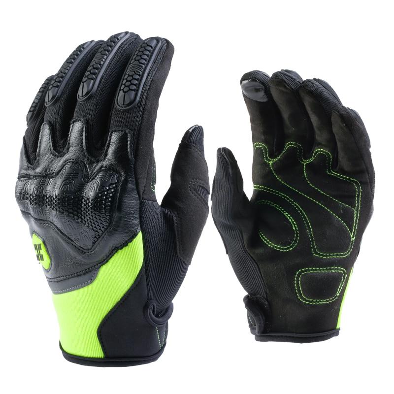 Xueyu Touchscreen Zomer Motorcycle Racing Handschoenen Motocross Hard Knuckle, Ademend, Mannen Vrouwen Moto Motor Handschoenen