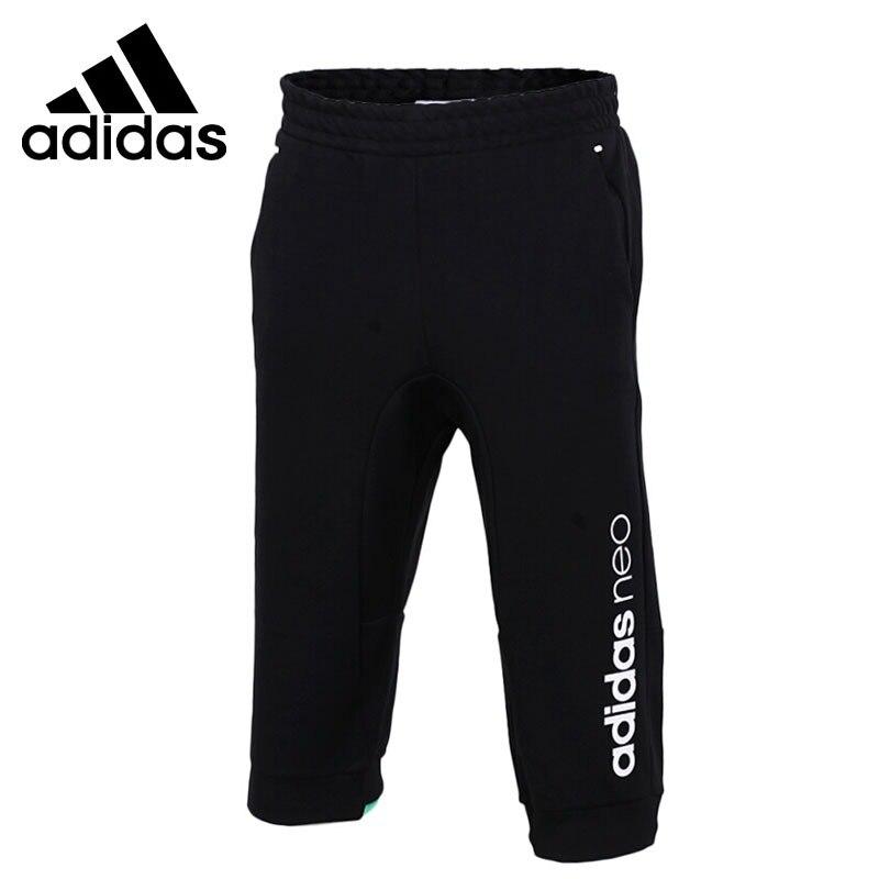 Original New Arrival 2018 Adidas NEO Label CE CL 3/4 TP Men's Shorts Sportswear original new arrival 2018 adidas neo label m ce mesh tp men s pants sportswear
