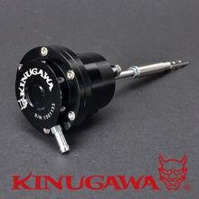 Kinugawa Adjustable Turbo Wastegate Actuator 110~140mm Rod Length 0.3 bar / 4.41 Psi