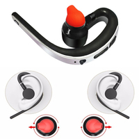 Newest Bluetooth Headset Wireless Handsfree Headphone With Micphone Music Earphones Noise Cancelling Rechargeable Headset