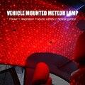 CNSUNNYLIGHT USB LED Car Atmosphere Ambient Star Light DJ RGB Colorful Music Sound Lamp Christmas Interior Decorative Light