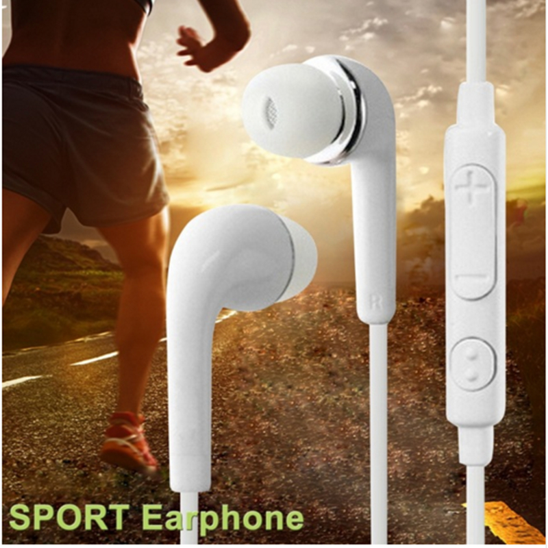 Mini Earphone 3.5mm Hands free Headphone Earphones Headset with Mic For iPad MP4 Xiaomi Redmi Nokia HTC Samsung Note 7