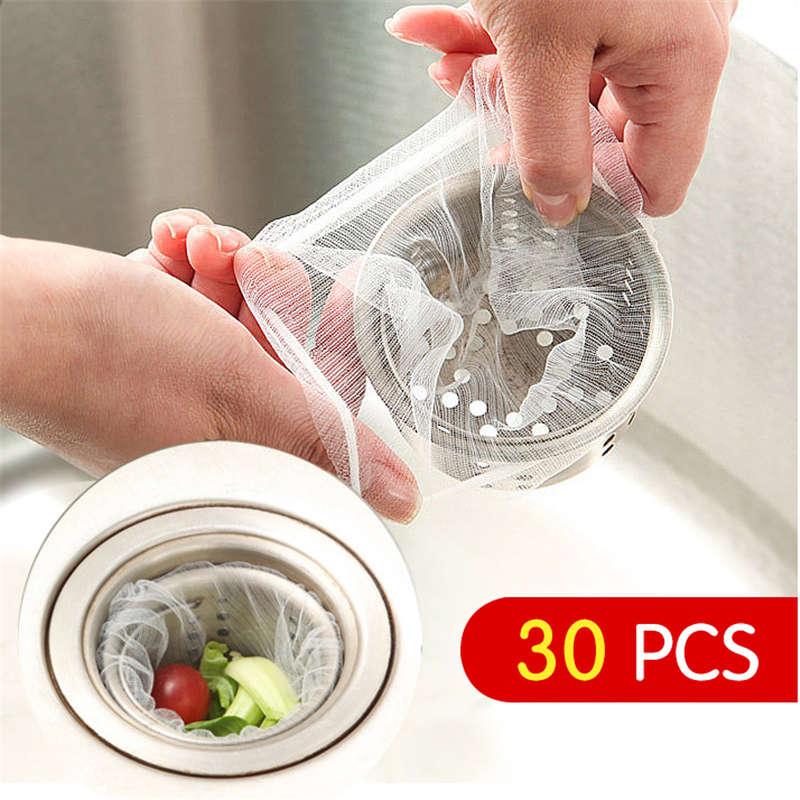 Wholesale 30pcs sewer convenient filter Mesh drain s