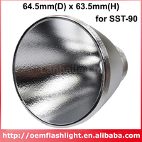 64.5mm (d) x 63.5mm (h) op refletor de alumínio para SST 90|Acessórios portáteis de iluminação| |  -