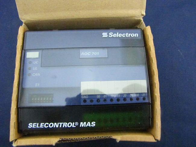 Селектрон selecontrol mas aoc 701 ch-3250