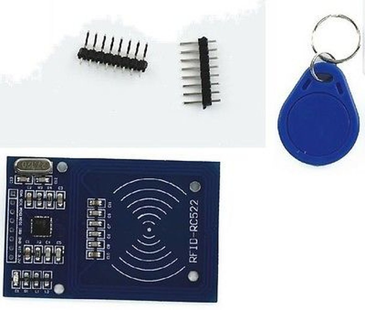 Mifare RC522 Card Read Antenna RF Module RFID Reader IC Card Proximity Module