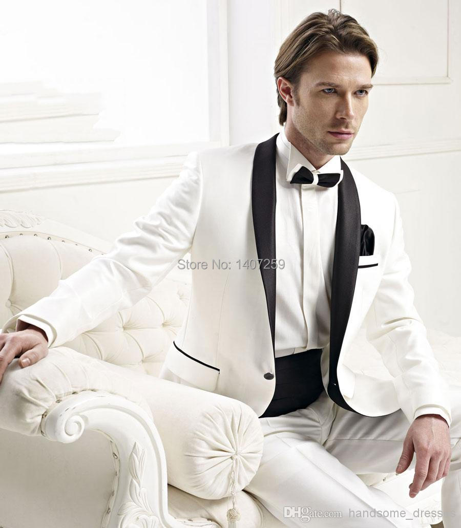 jackets Picture - More Detailed Picture about White coat and black ...