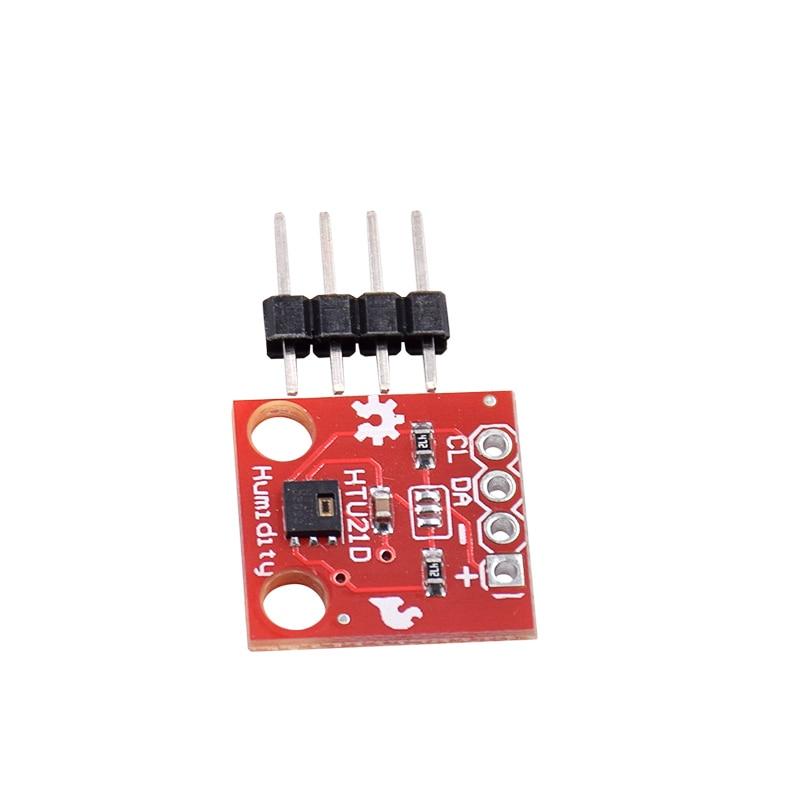5pcs/lot HTU21D Temperature And Humidity Sensor Module Temperature Sensor Breakout