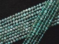 Free shipping (2 strands/set) natural  5-5.5mm  apatite  smooth round charm gem stone  for jewelry making design