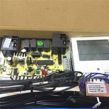 Универсальный регулятор воздуха к водонагревателю тепловой насос дисплей Панель источник воздуха инструмент компьютерная плата