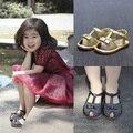 Дети Младенческой Baby Girl Обувь Летние Малыша Мокасины Sapato Infantil Menino Первый Резиновые Ходунки Детская Обувь 703184