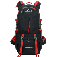 Professional Outdoor Rucksack sporttasche Wandern Radfahren Bag50L Wasserdichte Reise klettern Rucksack Große Last Knapsack Rucksack|backpack new|backpack garment bagbag and shoe set -