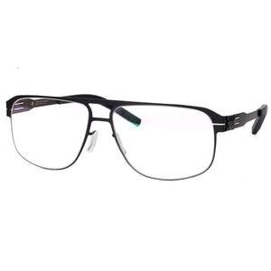 Image 1 - Spectacles Unique No screw Design Brand Frame for Male Optical Eyeglasses Spectacles Prescription Big Size Eyewear