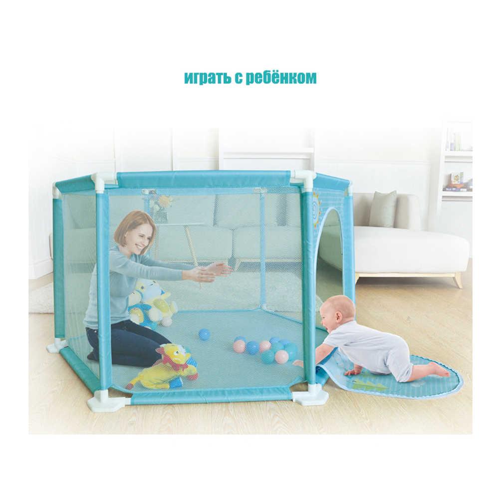 IMBABY Carrinhos de Bebê Para Crianças Do Bebê de Plástico Cerca Piscina Bolas de Barreiras de Segurança Para 0 Barraca das Crianças Para O Bebê- 36 meses As Crianças