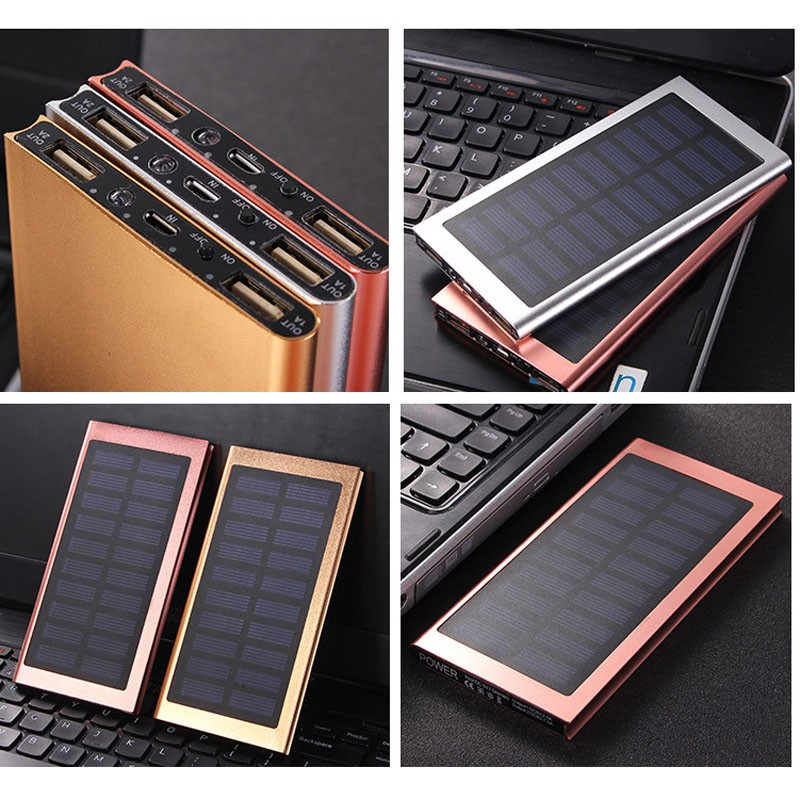 ultra thin solar charger 20