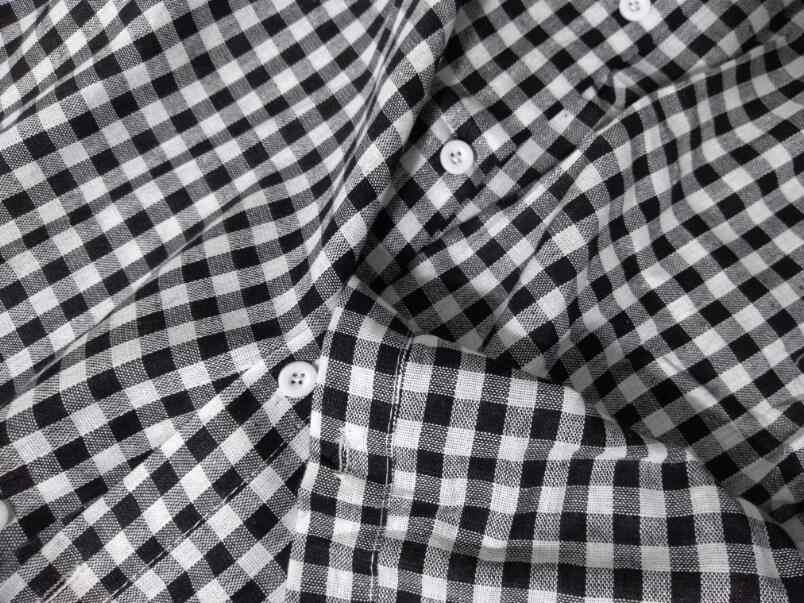 Z-ZOUX Платье женское длинное платье-рубашка Ретро клетчатое однобортное свободное хлопковое 2018 летнее платье с коротким рукавом женское повседневное