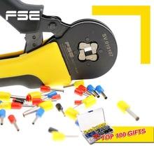 FSE Crimping Plier Tool Cable Cutter Crimper Kablo Kesici Pliers Tools Crimp Alicate Wire Alicate Crimpador Alicates crimp