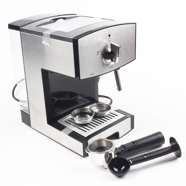 DMWD 1.25L Półautomatyczne Ekspres Do Kawy Espresso Mleka Elektryczny Frothers Mleka Spieniacz Ekspres Do Kawy Wysokiego Ciśnienia Pary 20 Bar