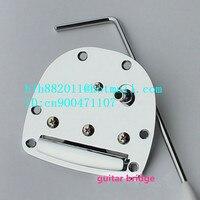 new electric guitar tremolo Trem Vibrato bridge in chrome