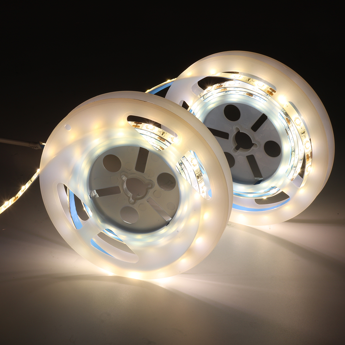 DC 12V Wireless Motion Sensor LED Strip 1.5M 90LED LED Strip with Switch Bed Light Flexiable LED Strip lamp for Cabinet Closet