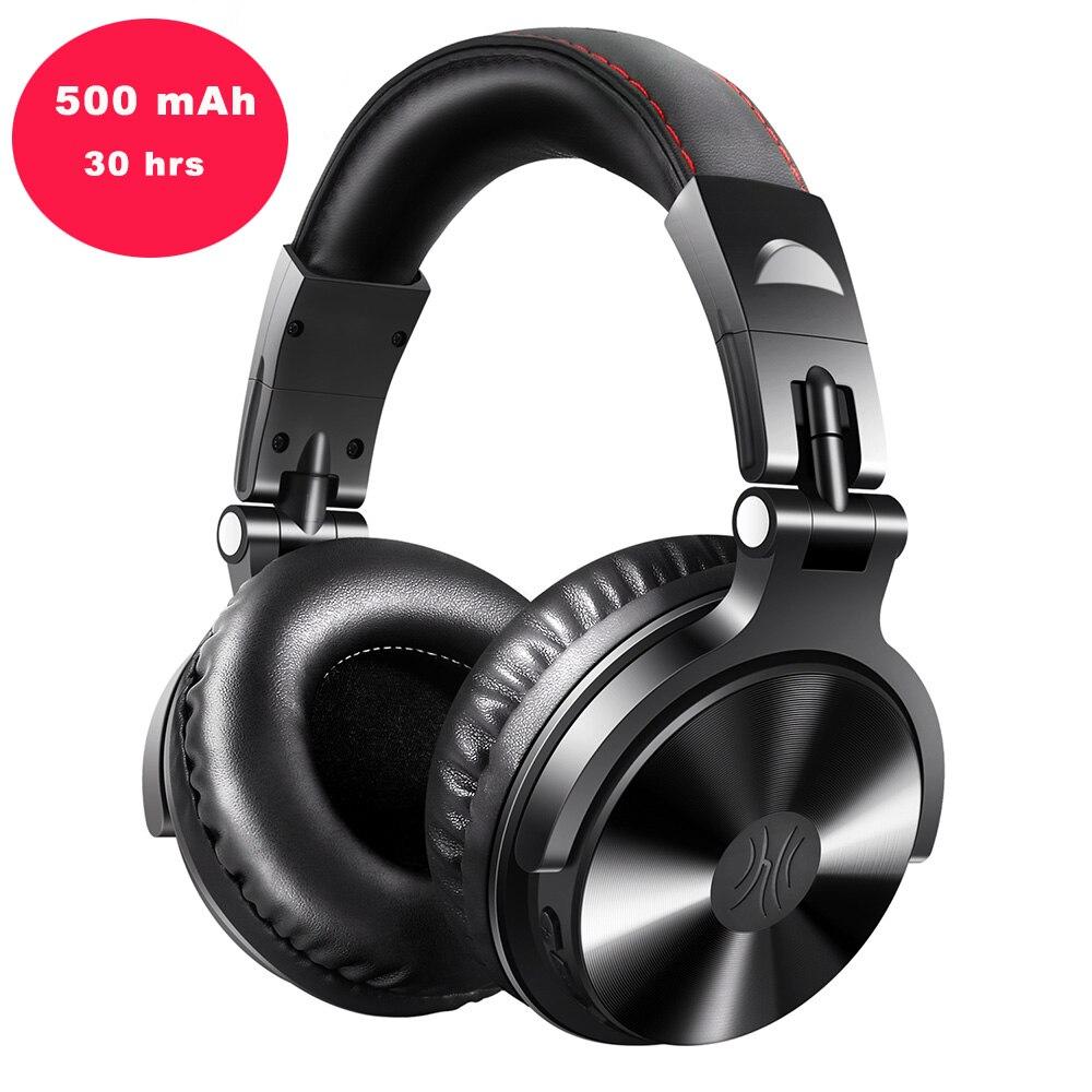 Oneodio  Wireless DJ Headphones V4.1 Bluetooth Headphones Wireless On-Ear Stereo Wireless+Wired Headset For Phones PC New