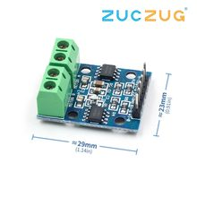 L9110S H-bridge Stepper Motor Dual DC Stepper Motor Driver Controller Board Module L9110S L9110 For Arduino(China)