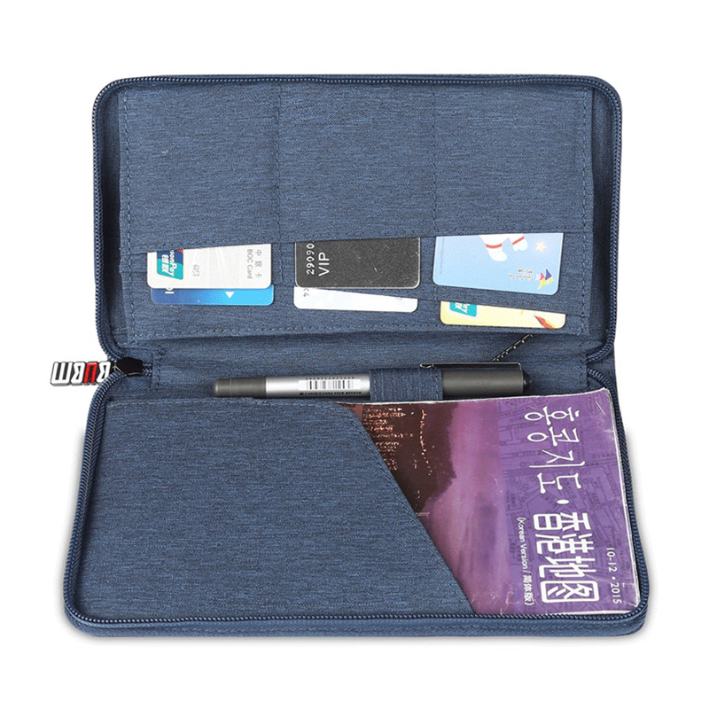AFBC receiving bag Of the multifunctional passport Nylon bag