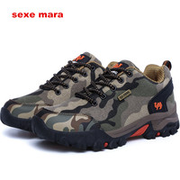 New 2017 Women Sneakers Climbing Hiking Sport Brand Outdoor Trekking Shoes Non Slip Comfortable Trainers Sapatilha