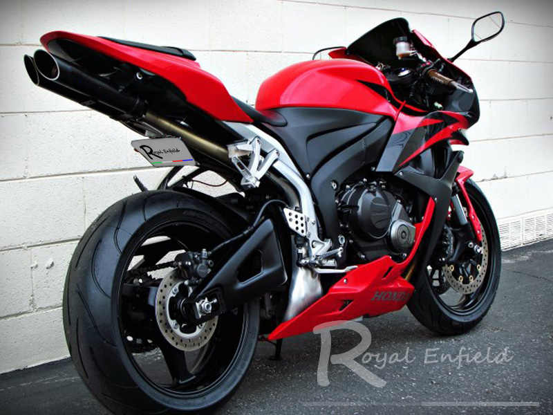 Cbr600rr Cbr1000 Motorcycle Exhaust System For Honda Cbr 600rr Cbr1000 F5 With Aluminium Alloy Dual Exhaust Motorcycle Tip Pipe